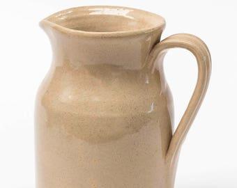 Moira Pottery Staffordshire, Creamware Jug