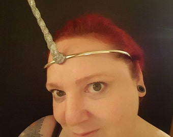 Sparkly Unicorn Horn
