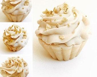Vanilla Frost Cupcake Soap