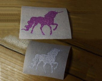 Glitter Wall Decal Etsy