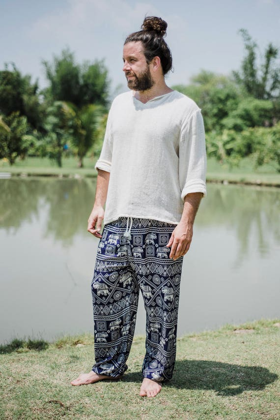 men's pants  men's clothing  men's bohemian