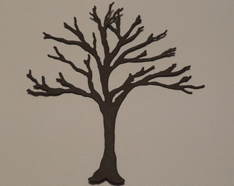 Tree without leaves Die Cuts