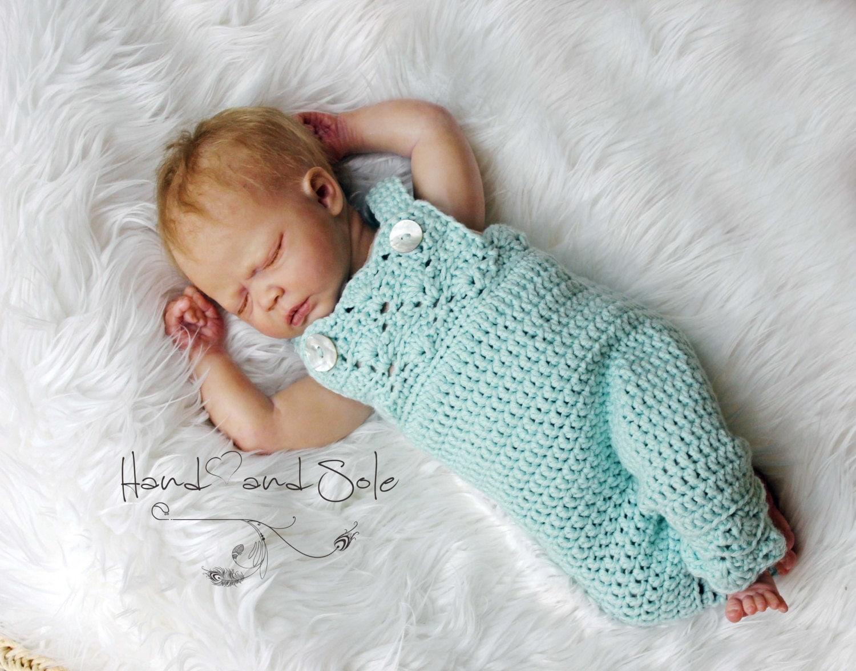 Crochet Pattern For Owl Baby Bunting : Crochet Overalls Pattern Baby Overalls Pattern Crochet Baby