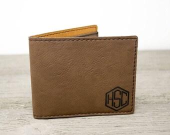Personalized Monogram Wallet