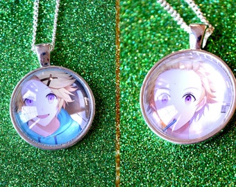 Mystic Messenger Yoosung Necklace