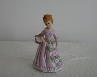 Pretty Lady Figurine