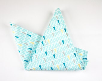 Fabric Pocket clutches Oyan