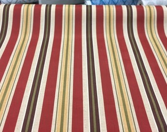 Bryant Montclair stripe fabric Indoor Outdoor Fabric by the yard