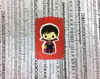 Doctor strange magnetic bookmark