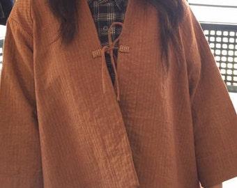 Japanese Style Cotton Jacket