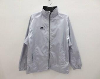 Mizuno Windbreaker Mizuno Jacket Mens Size M