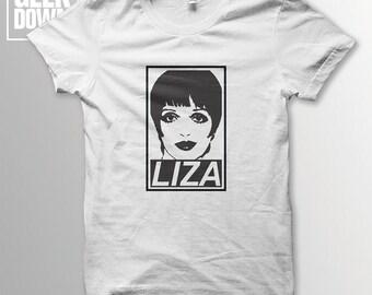 Liza Minnelli *Obey* t-shirt tee *unofficial* // music t-shirts / band t-shirts / band merch / Cabaret