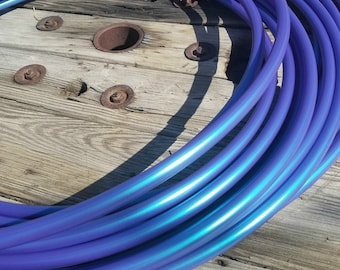 11/16 GOLDILOCKS: Poseidon Color Shift Hula Hoop-Made to Order