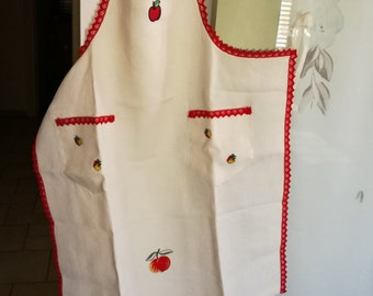 Apron kitchens and potholders Christmas