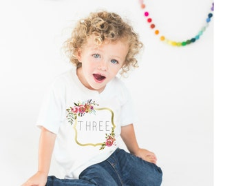 Kids Birthday Shirt, One Birthday Shirt, Two Birthday Shirt, Three Birthday Shirt, Four Birthday Shirt, Five Birthday Shirt, Max and Mae Kid