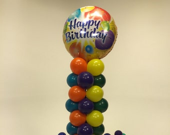 Balloon Tower Tutorial Bundle