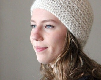 knitting pattern, knit hat pattern, knit pattern, beanie pattern, diy, toque pattern, hat, Londonberry hat, knit hat, instant download pdf