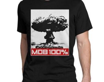 T-shirt Mob Psycho 100 %