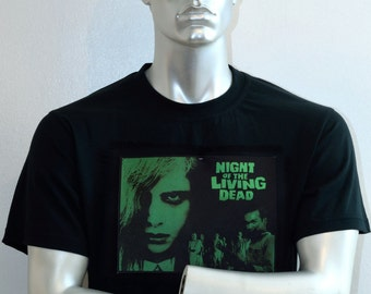 Night of the Living Dead - Zombie - Zombie T-shirt - Halloween Deals