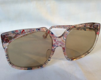 1970s French sunglasses