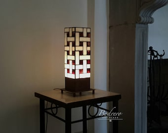 Lamp table sculpture