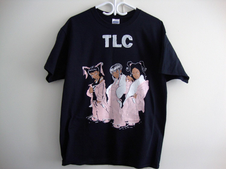amazing tlc tshirt by antoineodonoughue on etsy