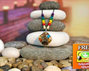 Crystal Necklace, Gemstone Necklace, Raw Crystal Necklace, Crystal Necklace Pendant, Healing Crystal Necklace, Quartz Necklace