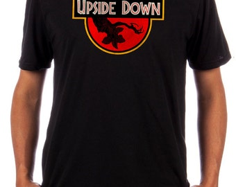 The Upside Down Stranger Things Comedy T-Shirt