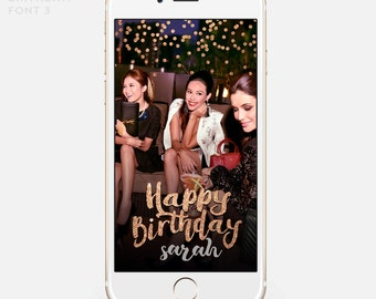 LIMITED TIME! Snapchat Filter Birthday, Snapchat Geofilter, Birthday Geofilter, Snapchat Birthday, Snap Filter, Birthday Filter, bir1