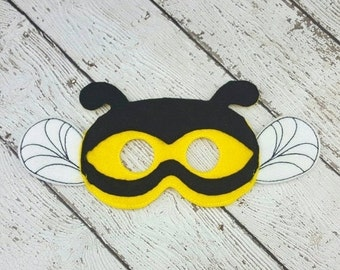 SALE Bee Mask