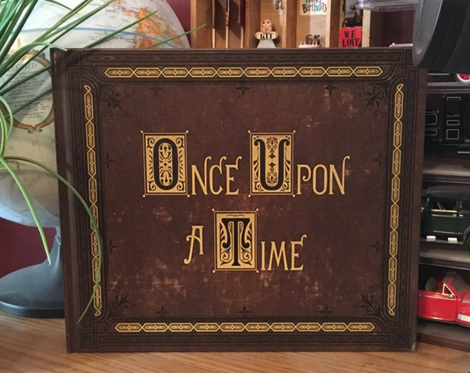 Featured listing image: Once Upon A Time Henry's Book of Classic Fairytales