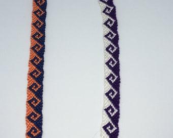 Greek Wave Friendship Bracelet