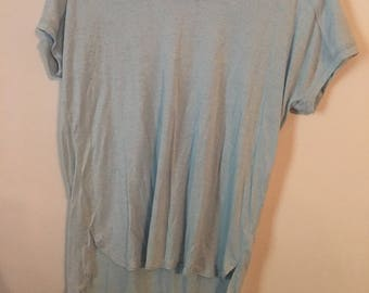 Baby Blue Shirt Size S/M