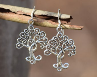 Three of Live in Solid Sterling Silver
