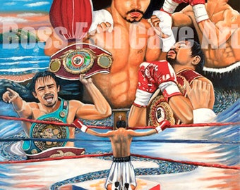 "Manny Pacquiao "" Favored"""