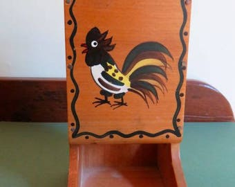 Woodpecker Woodware Match Holder