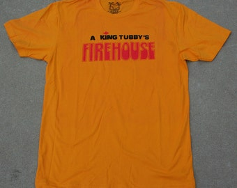 King Tubby Firehouse T-shirt