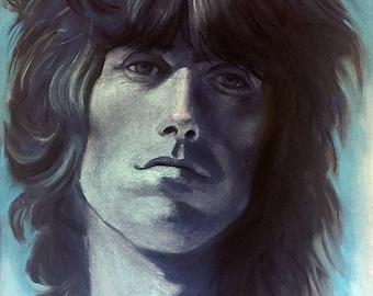Keith Richards 80's