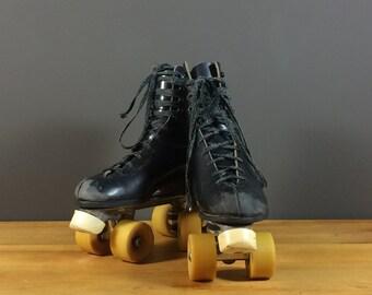 1970's Roller Skates / Chicago Roller Skate Co. Working Vintage Skates / Hipster Roller Skates / Vintage Roller Derby