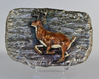 Vintage Woodland Series, Deer #6126