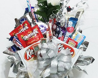 Love for Two Candy Bouquet