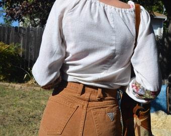 Vintage Guess Cut Off Shorts size 27 waist