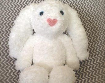 Bunny - easter bunny - crochet bunny - stuffed bunny