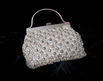 Silver bag party. 60's
