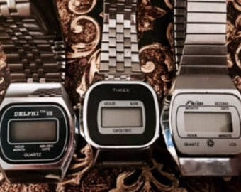 Time To Get Digital Watch Lot