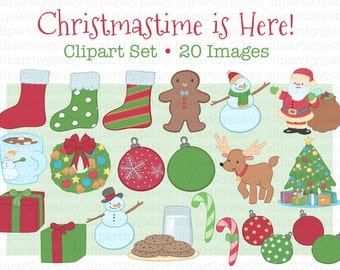 Christmas Clipart, Clip Art