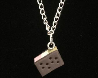 Ice Cream Sandwich Charm Choker
