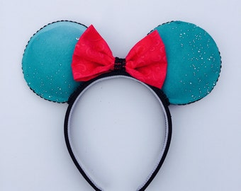 A Touch Of Magic Inspired Minnie Ears