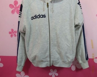 Vintage Clothing, Adidas Sweaters, Three stripes, Made In Japan