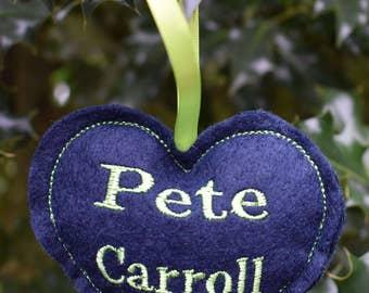Seattle Seahawk Coach - Pete Carroll